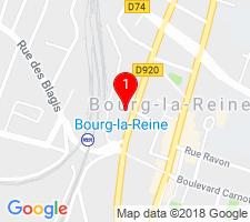 66 Avenue du maréchal Joffre 92340 BOURG LA REINE