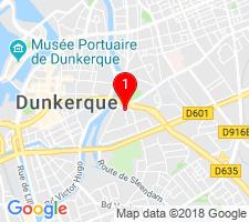 12, rue Alphonse DAUDET, 59240 DUNKERQUE