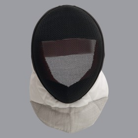 Masque FIE fleuret Allstar 1600 N intérieur détachable bavette électrique